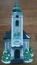 New listing Alpine Village Series - St. Nikolaus Kirche - Dept. 56 Heritage Village Coll.
