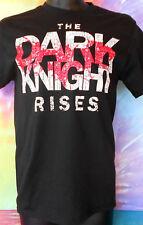 Batman The Dark Knight Rises Black's Men's T-Shirt Size Medium