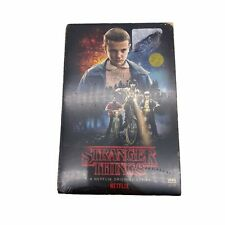 Sealed Stranger Things Season 1 Blue Ray DVD Target Exclusive VHS Packaging