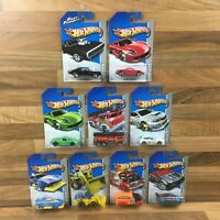 Hot Wheels City HW City Choose Your Vehicle 2012 & 2013 Series Hotwheels Car
