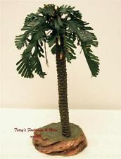 "FONTANINI ITALY 5""-7.5"" SERIES LITED PALM TREE w/BASE NATIVITY VILLAGE ACCESS GC"