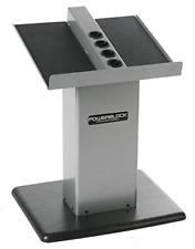 POWERBLOCK Large Column Stand, Silver/Black, Model:Large Column Stand Silver