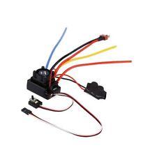 OCDAY 1/10 80A Adjustable Sensored/Sensorless Brushless ESC For Car Truck
