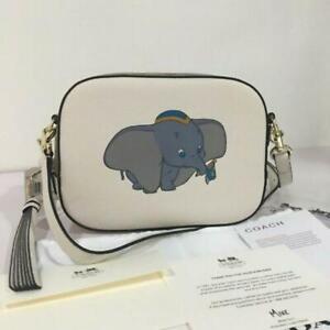 Coach Disney Dumbo Camera shoulder bag Cross body camera bag JAPAN NEW