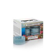 YANKEE CANDLE candele profumate 12 Tea light candles Riviera Escape