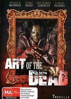 Art of the Dead (DVD) Jessica Morris Tara Reid. Horror [Region 4] NEW/SEALED
