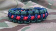 29 Commando Regiment SSAFA Inspired Paracord 550 Bracelet