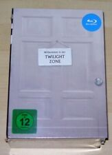 The Twilight Zone Complete Series in Lightweight Embossed Digipak Blu Ray New