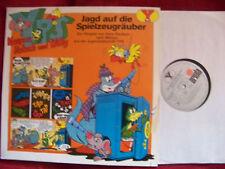 Kaspar, Patsch und Willy - Jagd auf die Spielzeugräuber    Top YPS Ariola   LP