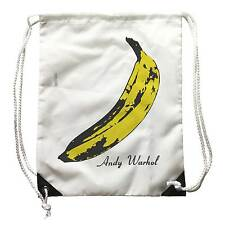 Zainetto Andy Warhol, zaino Banana Pop Art, Velvet Underground, Musica Rock