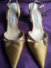 Jimmy Choo Designer Shoes Made In Italy Size 40
