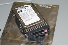 """HP .. Disque dur 146GB 10k SAS 2.5"""" + CADDY ref 430165-003 DG146BB976 375863-010"""