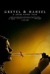 Gretel Hansel Movie Poster 18'' x 28'' ID-2-64