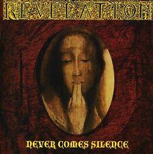 Revelation - Never Comes Silence [New CD] Enhanced