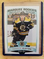 2019 19-20 UD SERIES 2 OPC UPDATE MARQUEE ROOKIES BRUINS CONNOR CLIFTON #624