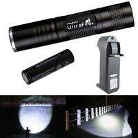 Ultrafire 10000LM Tactical Waterproof 18650 LED Flashlight Lamp Bulb Torch Light