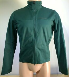 New Pearl Izumi Men Interval AmFIB Jacket Windproof Water Resistant Cycling Top