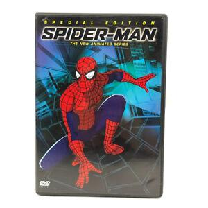 Spider-Man Spiderman Animated Series 2-Disc DVD