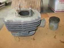 1973 Honda Elsinore MT125 MT 125 cylinder jug piston engine motor