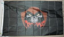 Dreadnoks G.I. Joe Cobra 3'x5' horiz Flag Banner 1 GI Joe - USA Seller Shipper