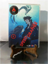 Speed Grapher - Vol. 4 (DVD, 2006), Anime, NEW Factory Sealed