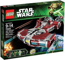 LEGO Star Wars 75025: Jedi Defender Class Cruiser-Nuovissimo