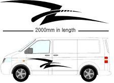 Vehicle Graphic Decals self adhesive vinyl stickers Camper Vans & Motorhomes