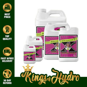 Advanced Nutrients Bud Factor X - Maximise resin and oil production