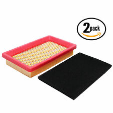 2X Air Filter and Pre Cleaner for Cub Cadet 951-10298