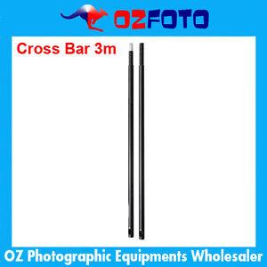 Photo Studio Background Backdrop Support Cross Bar 3m (903-3m) OZ Seller Stock