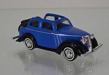 Busch 41201 Ford Eifel 1935 Cabriolimo blau/schwarz