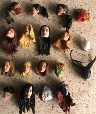 Women Of Hasbro Marvel Legends Custom Fodder Heads BAF Customizers Lot