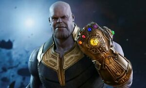 Avengers Endgame Thanos 1/6th Scale Figure by Sideshow / Hot Toys