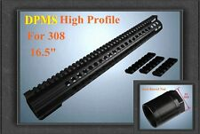 "NEW Super Slim High Profile 16.5"" Inch Free Float Handguard Rail .308 308 !!!"