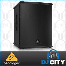 Behringer Pro Audio Subwoofers