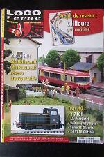MODELISME FERROVIAIRE TRAIN MAGAZINE LOCO REVUE N° 715 de 2007