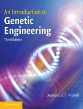 An Introduction to Genetic Engineering by Nicholl, Dr Desmond S. T.