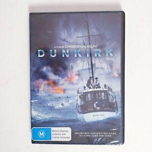 Dunkirk Movie DVD Region 4 AUS Free Postage - War Drama True Story