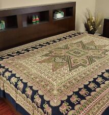 Tapestry Wall Hanging Bedspread Full Cotton Tablecloth Thin Beach Blanket Beige