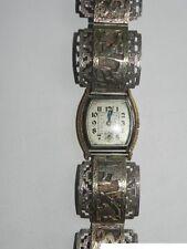 Markenlose Armbanduhren aus Silber mit 12-Stunden-Zifferblatt