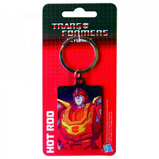 Hasbro Transformers Hotrod Licensed Metal Key Fob-Key Ring-Keychain