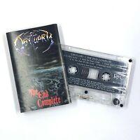 OBITUARY The End Complete Cassette Tape 1992 Death Metal Rare