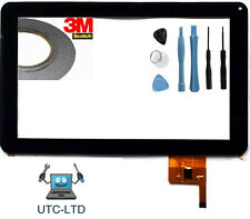 """UK OEM 9 """"Touch Screen Digitizer per 9"""" Arnova 90 G3 G4 Android Tablet # 12"""