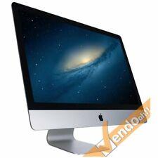 """COMPUTER MAC APPLE IMAC 21 """" 2011 POLLICI RICONDIZIONATO GARANZIA 12 MESI 002182"""