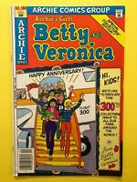 Archie's Girls BETTY AND VERONICA #300 COLLECTORS' EDITION! DEC.1980 FINE