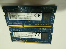 Kingston 8GB (2x 4GB) DDR3 1600MHz PC3L-12800S 1Rx8 Laptop Memory RAM tested