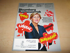Bloomberg Businessweek Magazine - Elizabeth Warren - July 11-18, 2011