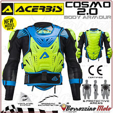 GILET PROTECTION COMPLET ACERBIS COSMOS 2.0 MOTO CROSS ENDURO OFFROAD TG S/M