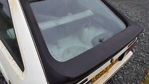VW SCIROCCO  MK2 REAR SPOILER RARE NOW