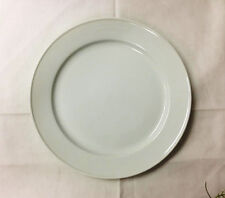 "FURSTENBERG ""WAGENFELD WHITE"" DINNER PLATE 10 3/4"" PORCELAIN MADE IN GERMANY"